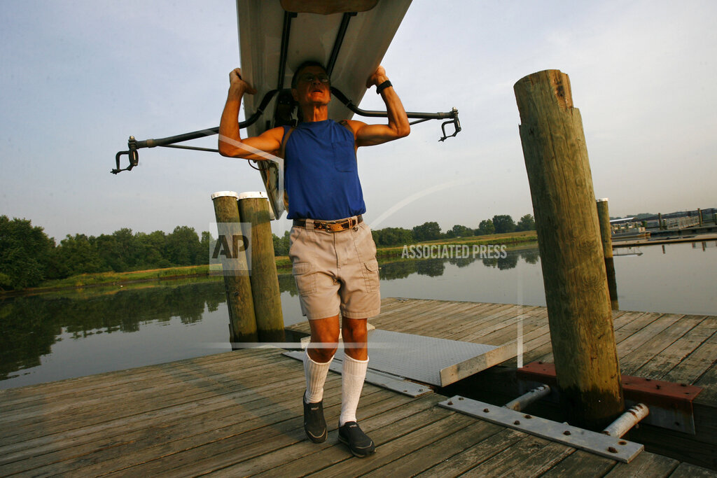 Rowing Commuter