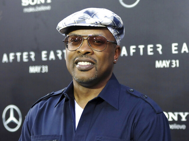 FILE - In this May 29, 2013 file photo, Jeffrey A. Townes aka DJ Jazzy Jeff attends the