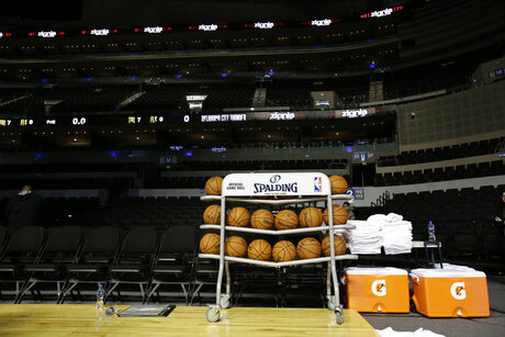 Mexico NBA Nets