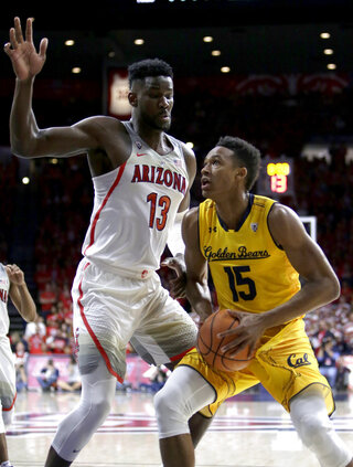 California Arizona Basketball