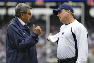 Joe Paterno, Tom Bradley