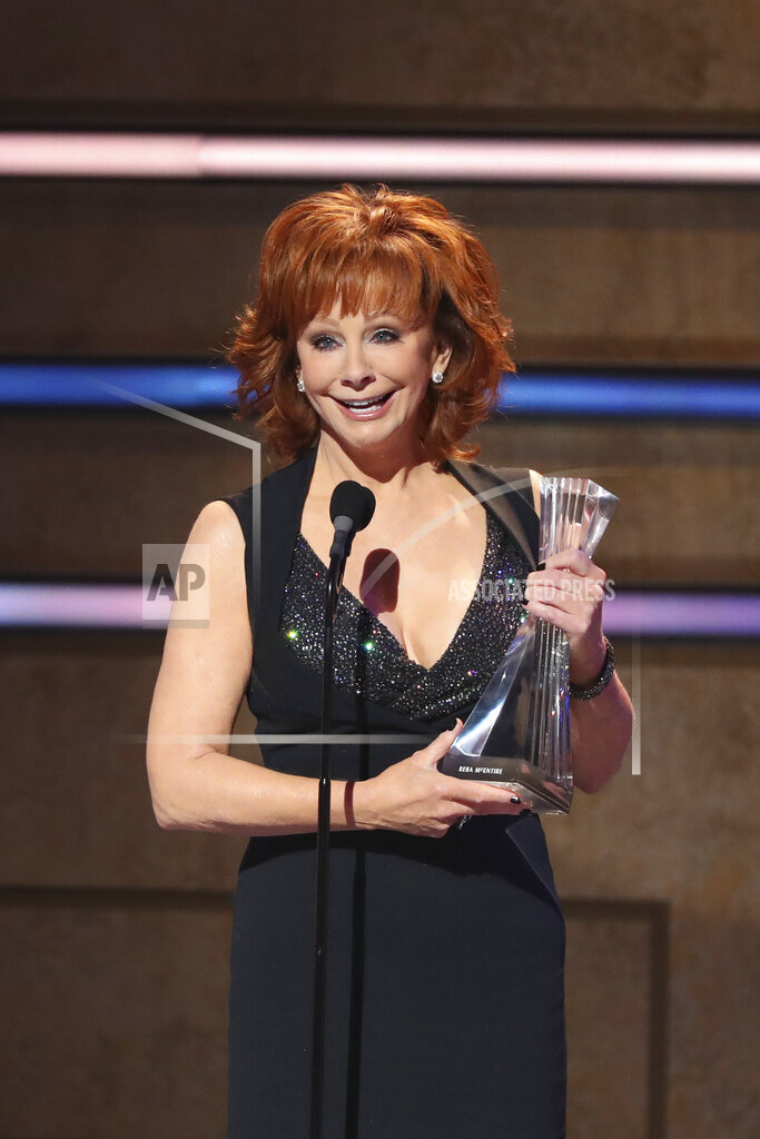 APTOPIX 2019 CMT Artists of the Year - Show