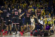 Louisville Notre Dame Basketball