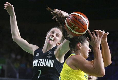 Australia Commonwealth Basketball