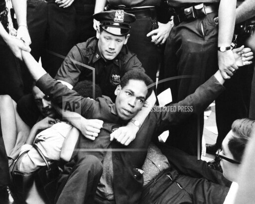 Demonstrations and Riots NYC 1963