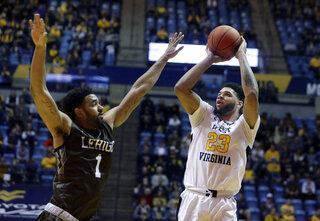 Lehigh West Virginia Basketball