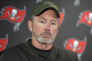 Buccaneers-Koetter Fired Football