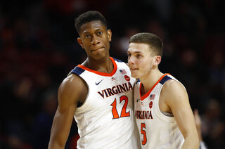 De'Andre Hunter, Kyle Guy