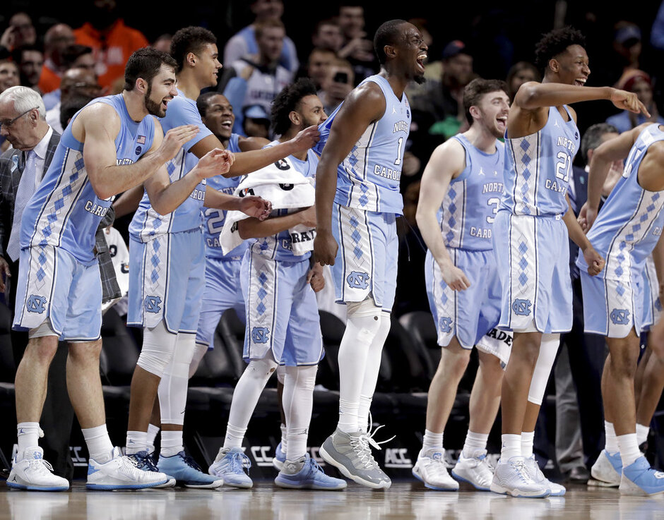 ACC North Carolina Miami Basketball