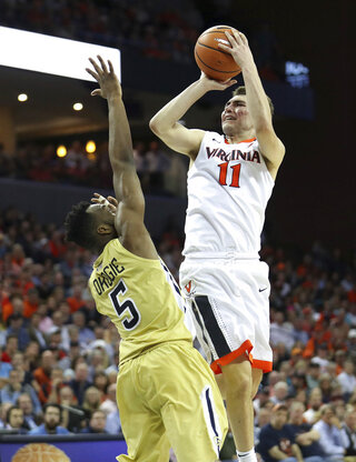 Virginia Preview Basketball