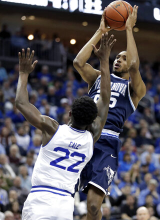 Villanova Seton Hall Basketball