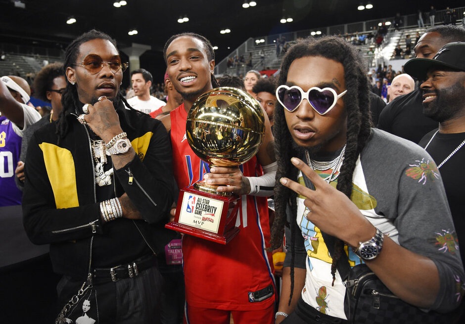 Quavo, Offset, Takeoff