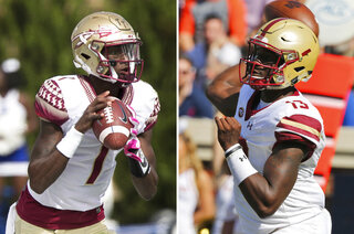 Florida State Boston College Football