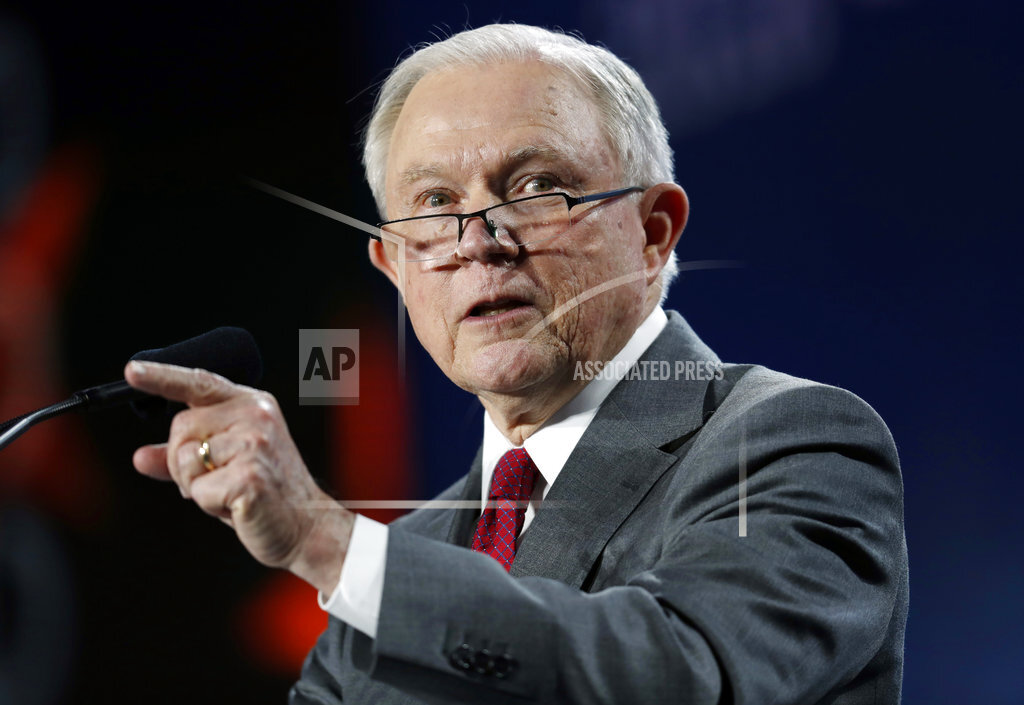 Sessions Conservative Summit