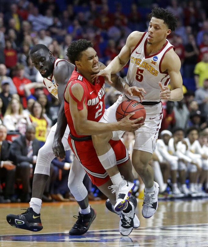 Iowa State's Lindell Wigginton to declare for NBA draft