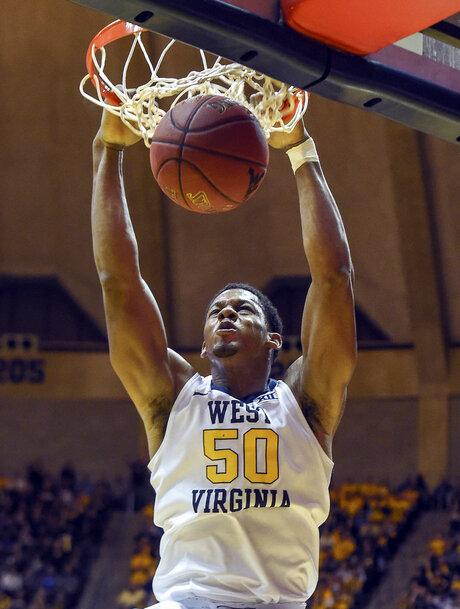 APTOPIX Kentucky West Virginia Basketball