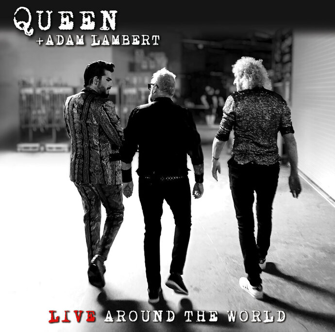 This album cover image released by Hollywood Records shows