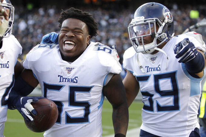 High-scoring Titans getting contributions across roster