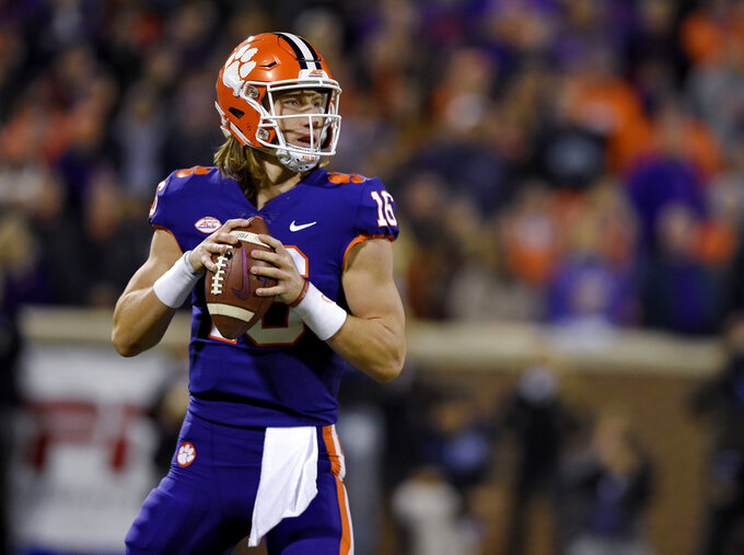 No. 2 Clemson overcomes slow start to beat Duke 35-6