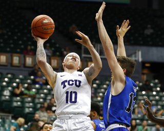 Indiana State TCU Basketball