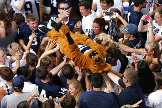 Akron Penn St Football