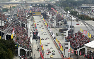 Brazil IndyCar Race Canceled