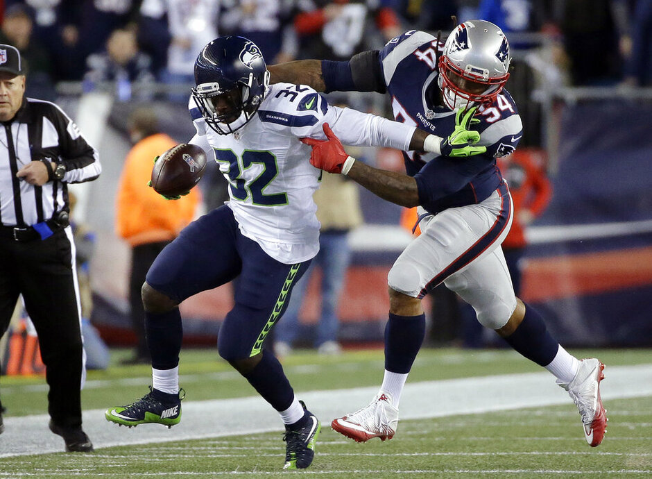Dont'a Hightower, Christine Michael