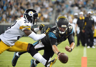 Jaguars Bortles Football