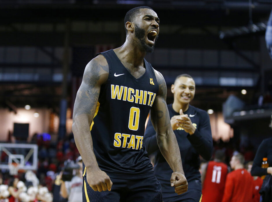 Wichita St Cincinnati Basketball