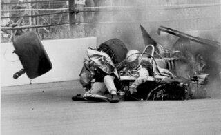 Indy 500 1981 Countdown Race 65 Auto Racing