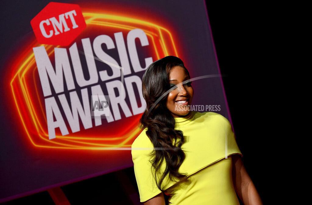 APTOPIX 2021 CMT Music Awards