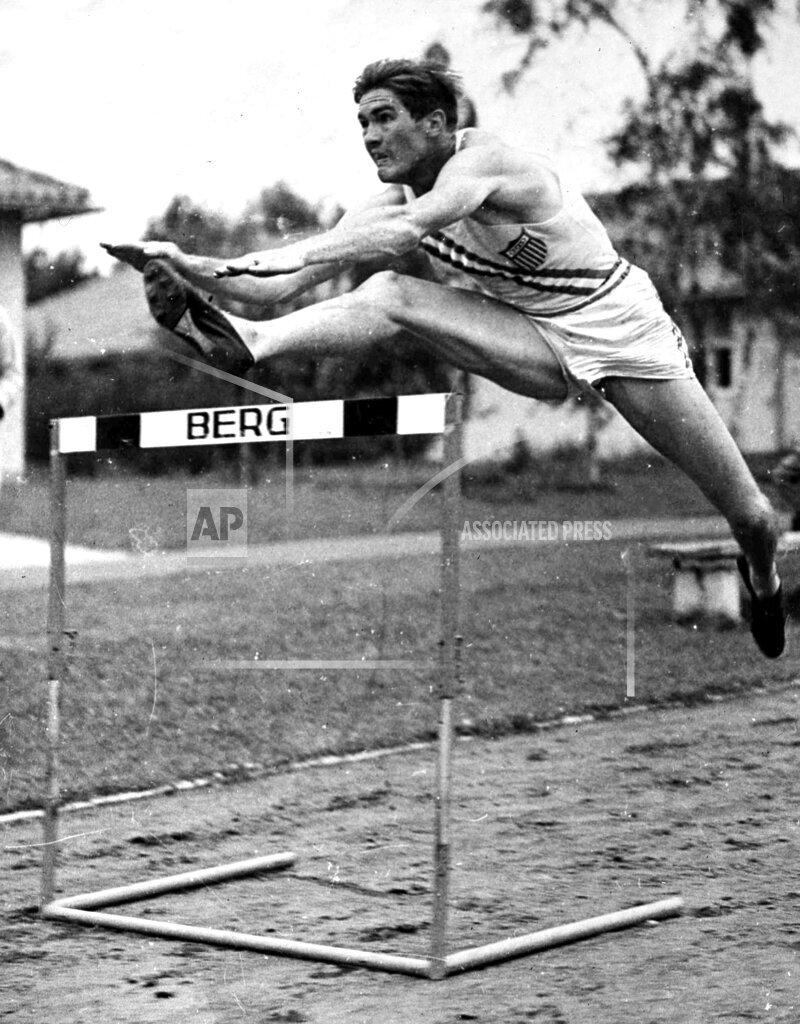 Watchf Associated Press Sports Olympics  Germany APHSL143979 Berlin Olympic Games 1936