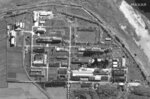 This Sept. 14, 2021, satellite image provided by Maxar Technologies shows a uranium enrichment plant at North Korea's Yongbyon nuclear complex. Recent satellite images show North Korea is expanding the uranium enrichment plant, a sign that it's intent on boosting the production of bomb materials, experts say. The assessment comes after North Korea recently raised tensions with its first missile tests in six months amid long-dormant nuclear disarmament negotiations with the United States. (Satellite image ©2021 Maxar Technologies via AP)