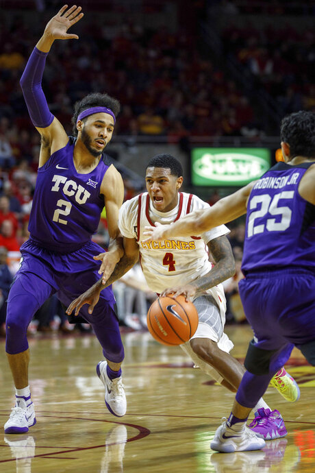 TCU Iowa St Basketball