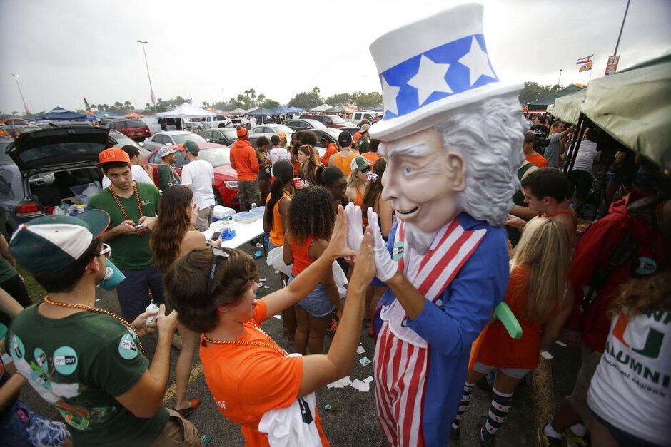 Thomas Vazquez, Uncle Sam