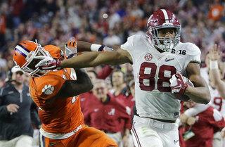NFL Draft Prospects Thumbnails Offense Football