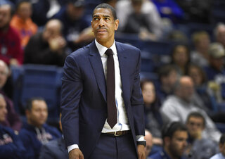 UConn Ollie Fired Basketball