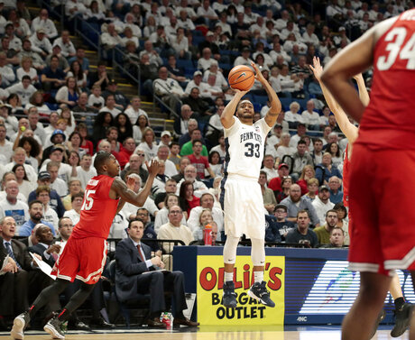 Ohio St Penn St Basketball