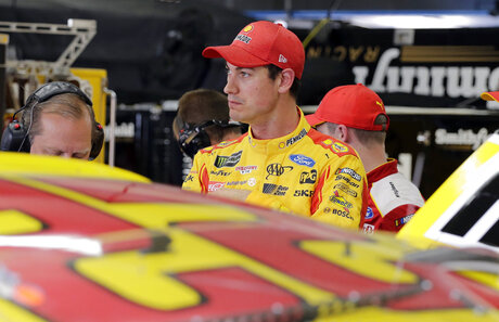 NASCAR-Championship Race Auto Racing