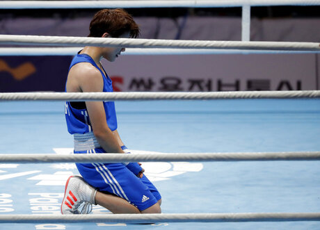 Indonesia Asian Games Boxing