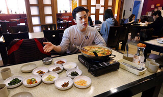 Korean Food GI Influences