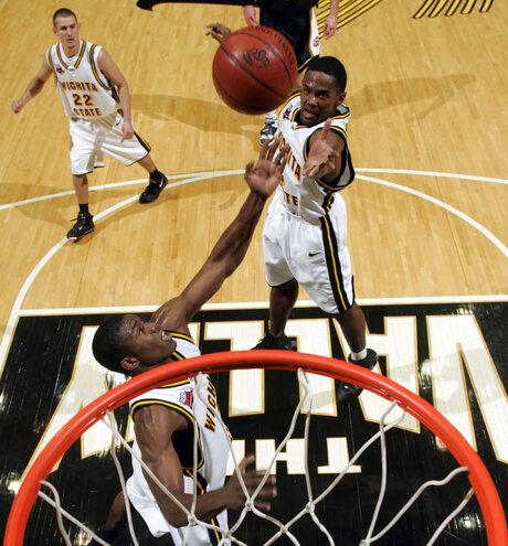American Wichita St Basketball