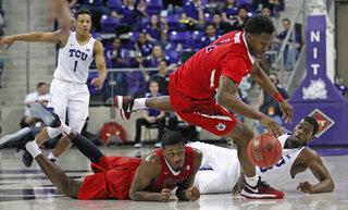 APTOPIX NIT Fresno St TCU Basketball