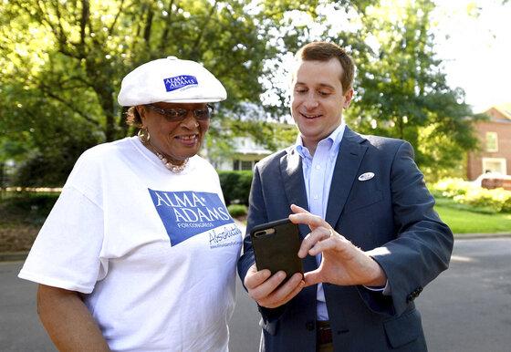 North Carolina-Primary Elections