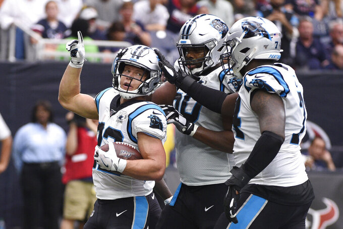 Panthers turning up the pressure during 2-game win streak