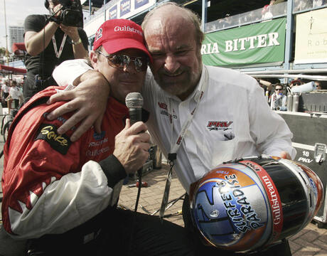 IndyCar KV Racing Auto Racing