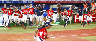 Japan Women's Worlds Softball