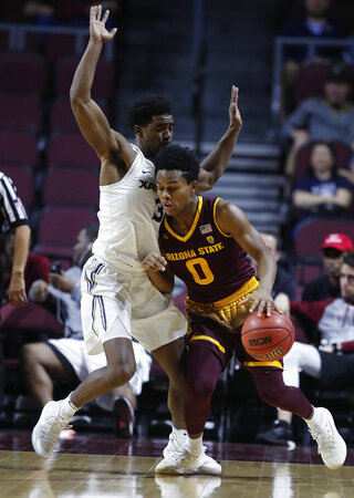 Arizona St Xavier Basketball