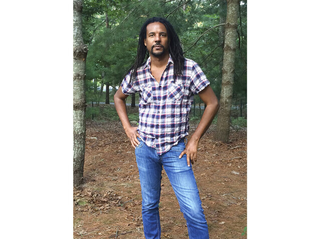 This image released by Doubleday shows Colson Whitehead, author of the Pulitzer Prize winning novel