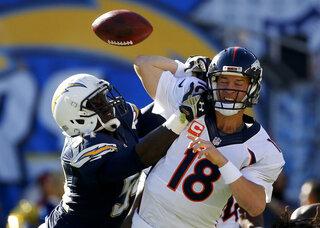 Melvin Ingram, Peyton Manning